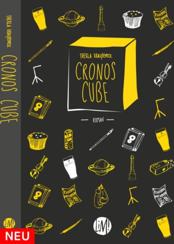 Cronos Cube – Thekla Kraußeneck Cover