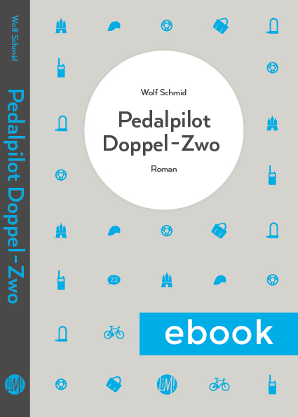 Wolf Schmid - Pedalpilot Doppel-Zwo ebook